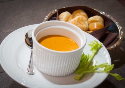 Gauchos Do Sul lobster-bisque
